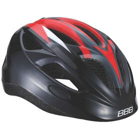 BBB Hero Flash Star BHE-48 - Casco de bicicleta Niños - negro